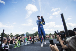 Champion Sébastien Buemi, Renault e.Dams