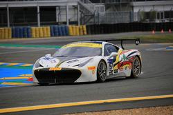 #157 Motor Service Ferrari 458 Challenge Evo: Tani Hanna