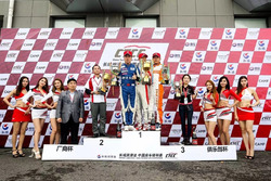 podium:China cup Top 3