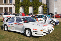 Citroen BX 4TC Group B Rally