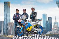MotoGP Photos - Jack Miller, Estrella Galicia 0,0 Marc VDS, Marc Marquez, Repsol Honda Team, Brad Binder, Red Bull KTM Ajo