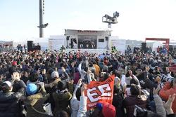 2016 Honda Racing Thanks Day Honda Talk Show with Fernando Alonso, Dani Pedrosa and Marc Marquez