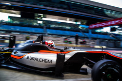 Nikita Mazepin, Hitech Racing