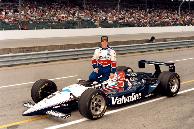 Al Unser Jr. at Indy 500