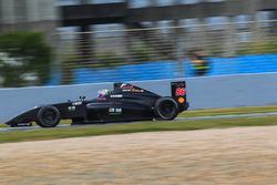 Chinese F4 racecar