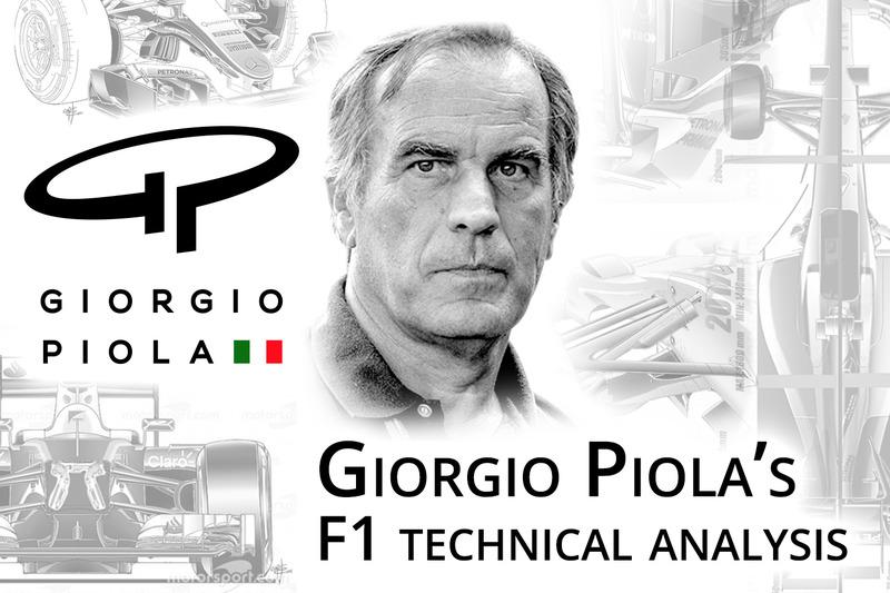 فورمولا 1 تحليلات جورجيو بيولا التقنيّة