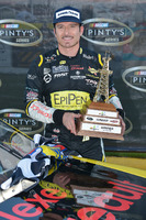 NASCAR Canada Photos - Race winner Alex Tagliani