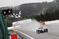 Race winner Matthieu Vaxiviere, SMP Racing