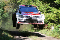 Other rally Photos - Gaurav Gill, Stephane Prévot, Skoda Fabia R5, Team MRF