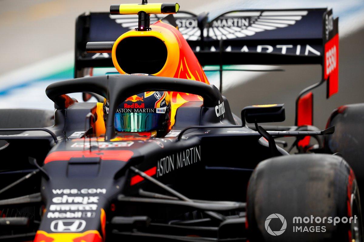 F1 Gp Ungheria 2020, Verstappen: