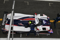 European Le Mans Photos - #2 United Autosports Ligier JSP3 - Nissan: Alex Brundle, Mike Guasch, Christian England