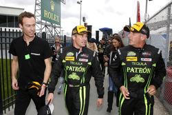 Winner #2 ESM Racing Honda HPD Ligier JS P2: Scott Sharp, Ed Brown