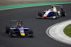 Santino Ferrucci, DAMS leads Artur Janosz, Trident