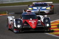 WEC Photos - #5 Toyota Racing Toyota TS050 Hybrid: Anthony Davidson, Sébastien Buemi, Kazuki Nakajima