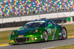 #540 Black Swan Racing Porsche GT3 R: Tim Pappas, Nicky Catsburg, Patrick Long, Andy Pilgrim