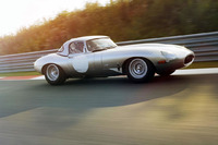 Auto Photos - Jaguar Type Lightweight