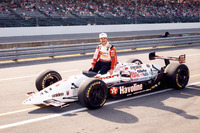 IndyCar Fotók - Nigel Mansell