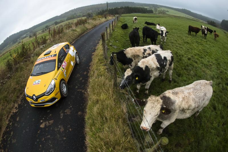 3. Michael Burri, Anderson Levratti, Renault Clio R3T