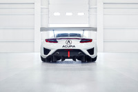 Acura NSX GT3 unveil