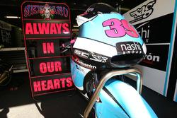 Мотоцикл Луїса Салома, SAG Racing Team's