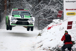Esapekka Lappi, Janne Ferm, Skoda Motorsport Skoda Fabia R5