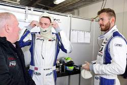 James Rossiter, Kondo Racing and William Buller, Kondo Racing