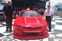 NASCAR XFINITY Photos - 2017 Chevrolet Camaro to run in the Xfinity Series