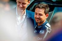 Formula E Foto - Bruno Correia, pilota della Safety-Car