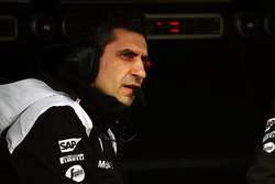 Andrea Stella, McLaren Race Engineer