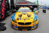 IMSA Photos - #97 Turner Motorsport BMW M6 GT3: Michael Marsal, Jesse Krohn, Markus Palttala