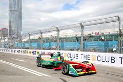 Daniel Abt, ABT Schaeffler Audi Sport runs wide
