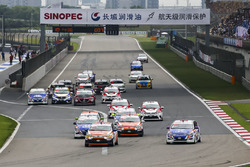 China Cup Race action