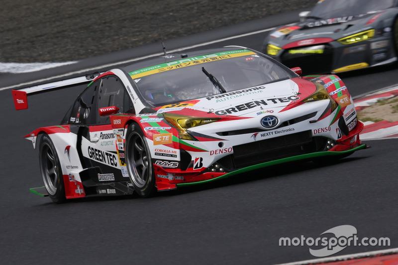 # 31 Toyota Prius GT: Koki Saga, Kohei Hirate