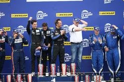 Winners LMP3: #19 Duqueine Engineering Ligier JSP3: David Hallyday, David Droux, Dino Lunardi