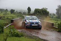 Indian Rally Photos - Arjun Rao, Satish Rajgopal