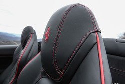 Ferrari California T HS, detail