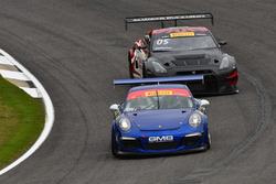 #17 Global Motorsports Group Porsche 911 GT3 Cup: Alec Udell, #05 Always Evolving Racing Nissan GT-R-GT 3: Bryan Heitkotter