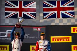 Matthew Parry, Koiranen GP and Jake Dennis, Arden International