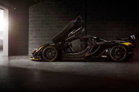 Automotive Photos - McLaren P1 GTR, James Hunt's 40th Anniversary edition