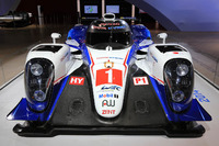 Automotive Photos - Toyota TS040 Hybrid