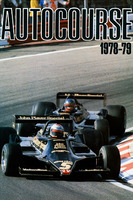 Vintage Photos - Autocourse 1978-79 cover