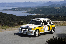 Jean Ragnotti, Jean-Marc Andrie, Renault 5 turbo