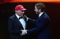 Formula 1 Photos - Niki Lauda, Mercedes Non-Executive Chairman receives lifetime achievement award