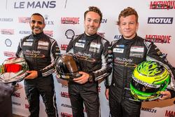 #88 Abu Dhabi Proton Competition Porsche 911 RSR: Khaled Al Qubaisi, David Heinemeier Hansson, Patrick Long