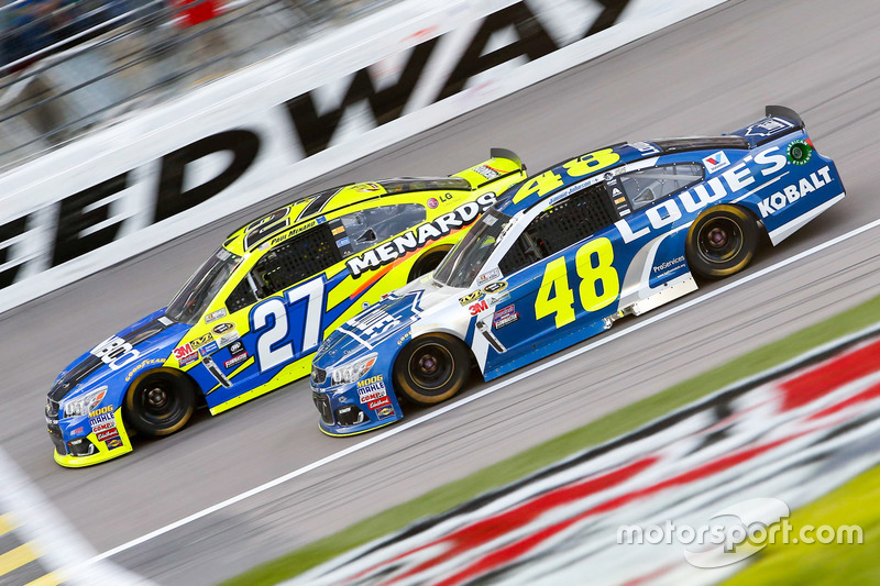 jimmie johnson hendrick motorsports chevrolet at kansas. Cars Review. Best American Auto & Cars Review