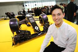 Jack Aitken, Renault Sport Academy driver