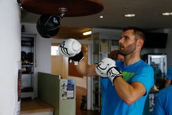 Martin Tomczyk, Boxing