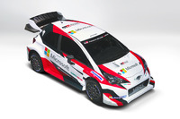 WRC Фото - Toyota Yaris WRC Plus 2017
