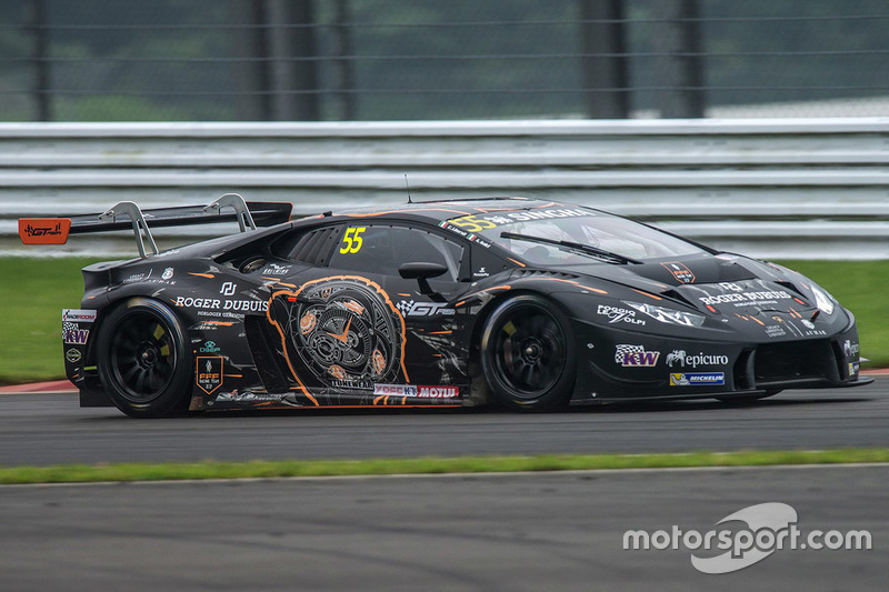 55 fff racing lamborghini huracan gt3 edoardo liberati andrea amici at fuji. Black Bedroom Furniture Sets. Home Design Ideas