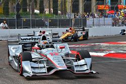 Oriol Servia, Team Penske Chevrolet